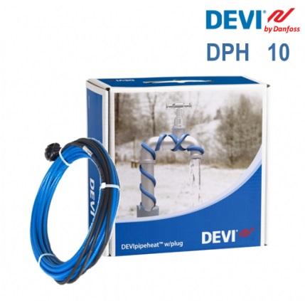 DEVI Pipeheat DPH-10 - в трубу / на трубу