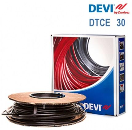 DEVIsnow 30Т DTCE-30 - резистивный кабель