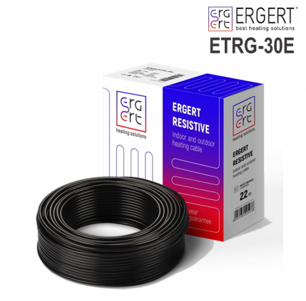 ERGERT Extra ETRG-30E  - резистивный кабель