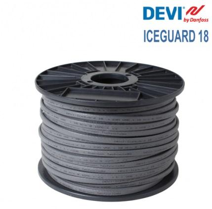 DEVI Iceguard - саморегулирующийся
