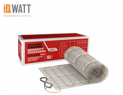 Теплые полы IQWATT