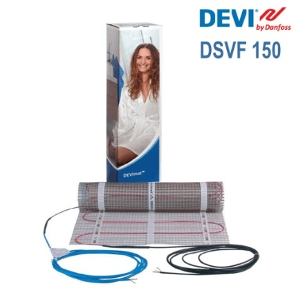 DEVIheat DSVF-150 - 6,0 м.кв.