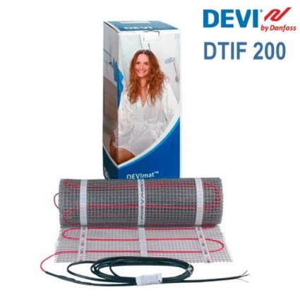 DEVImat DTIF-200 - 1,45 м.кв.