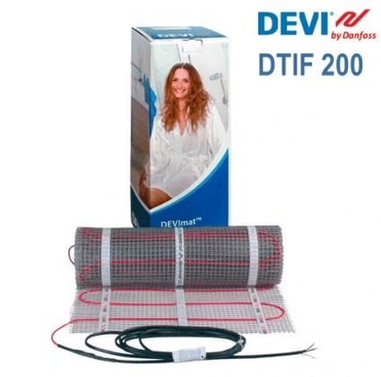 DEVImat DTIF-200 - 3,1 м.кв.
