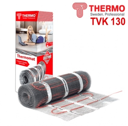 Thermomat TVK 130 - 10,0 кв.м.